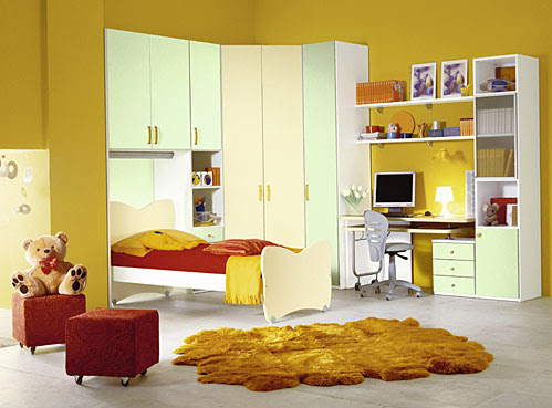 Bunk Beds and Loft Bedrooms for Teenagers by IMA | DigsDigs