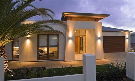 small modern house designs light modern house plan
