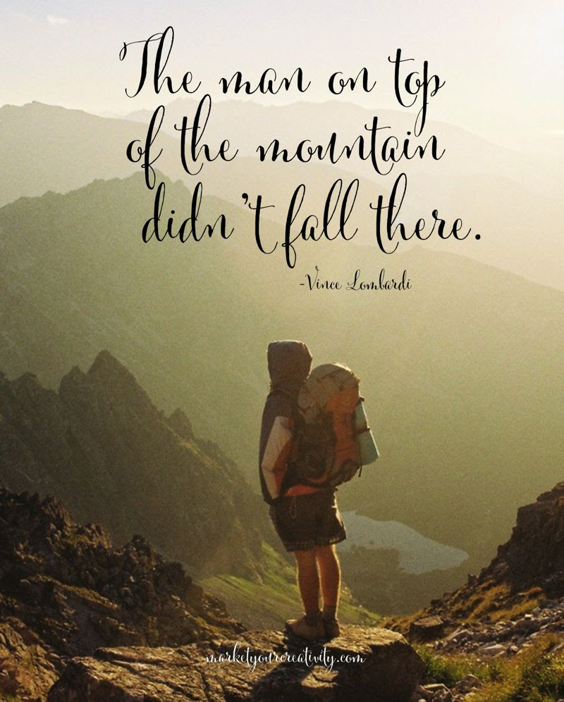 Quotes About Top Of The Mountain 113 Quotes