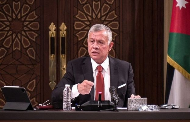Palace crisis over, Jordan's king tells nation | world news of today