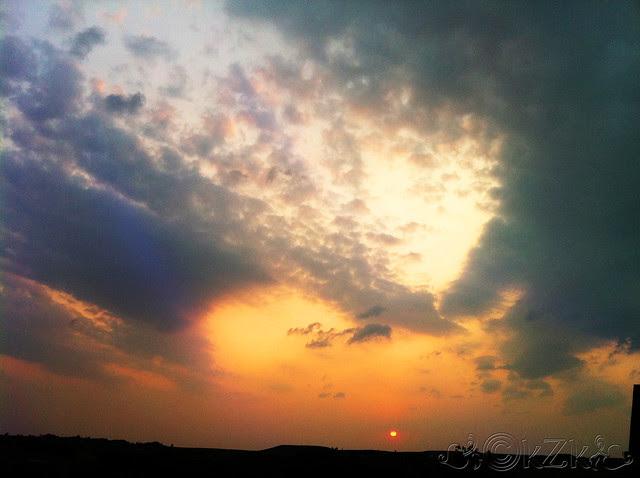 IMG_2545 8 JUN 11 sunset
