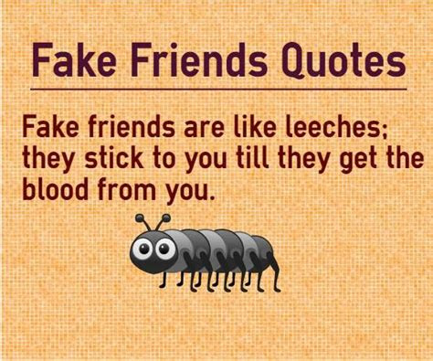 Quotes About Fake Friends That Use You