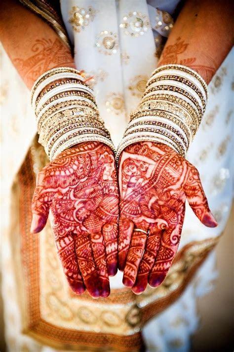 17 Best ideas about Indian Wedding Henna on Pinterest