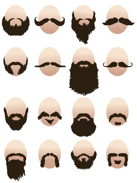 How To Cose A Facial Hair Style