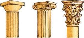 Tipos de columna