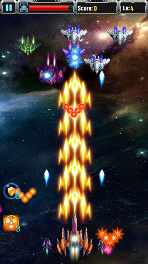 galaxy shooter space shooting  android