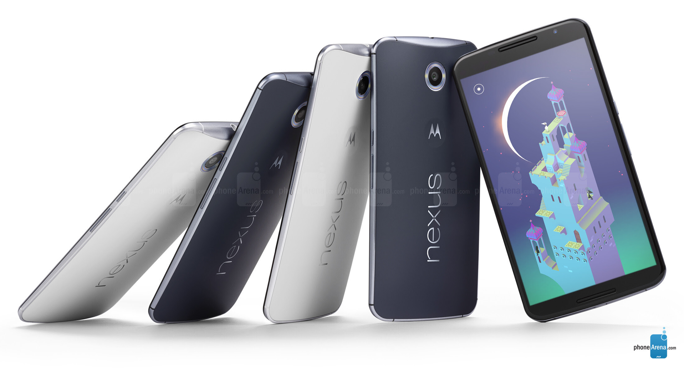 "Get ""MORE"" of everything with The New Nexus 6"