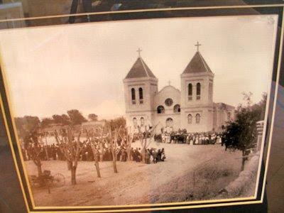 San Albino Church, 1908