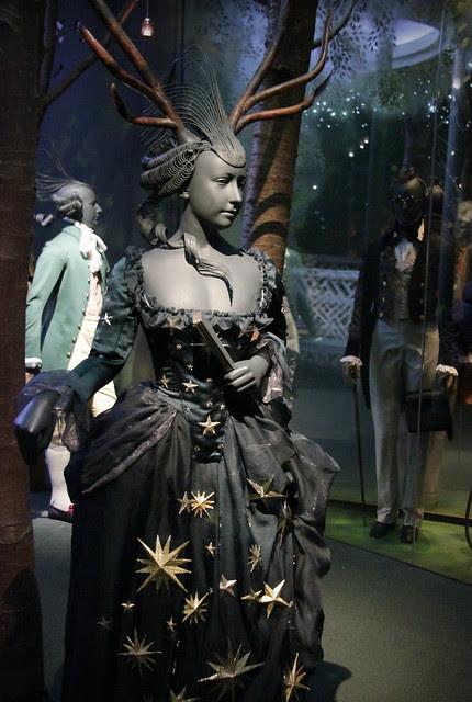 Fashion of the Pleasure Gardens