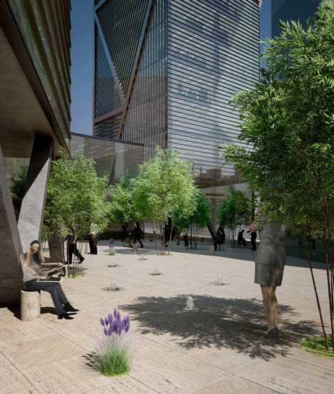 BLC Landmark by Hapsitus Architects