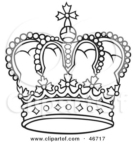Queen Crown Drawing At Getdrawingscom Free For Personal Use Queen