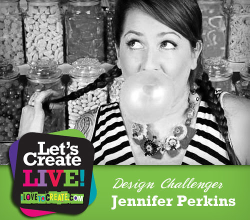 jennifer perkins Design Challenger