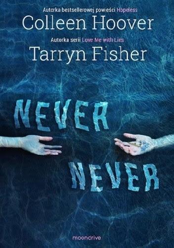 Okładka książki Never Never