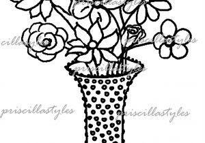 Flower Pot Drawing Images Free Download On Clipartmag