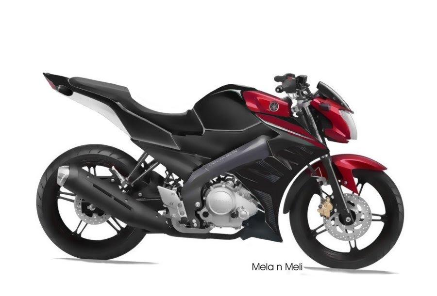Motor Yamaha Vixion New