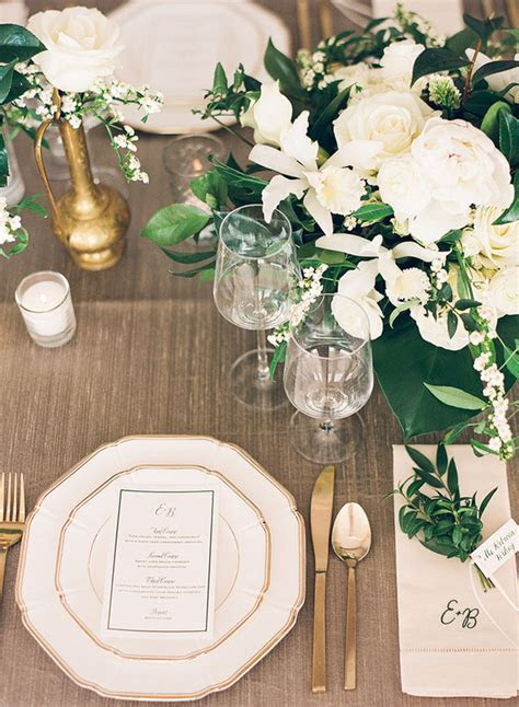 Gold and white wedding decor   Wedding & Party Ideas   100
