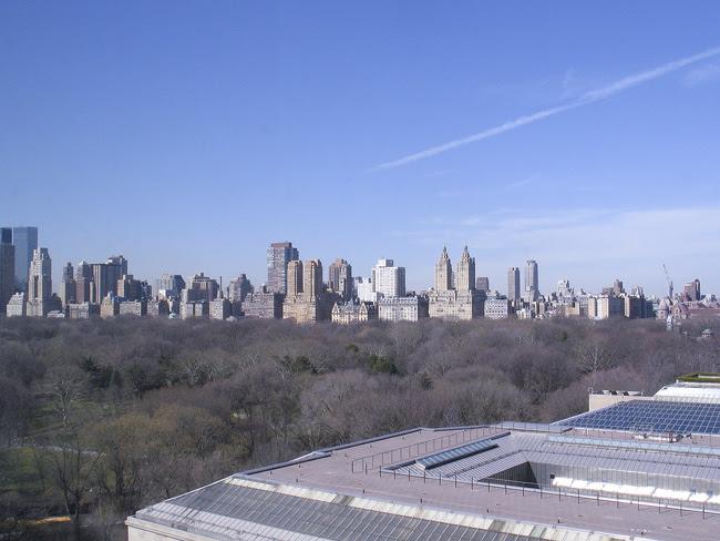 Across Central Park