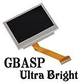 GBASP ゲームボーイアドバンスSP専用 バックライト液晶(リペア・交換用) AGS-101互換