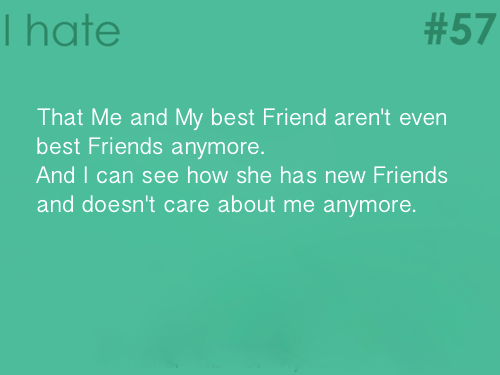 Quotes About Lost Best Friendships 21 Quotes