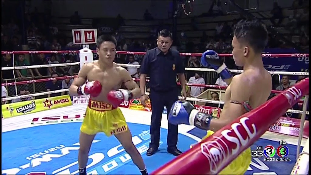 ศึกจ้าวมวยไทยช่อง 3 ล่าสุด 2/4 4 กุมภาพันธ์ 2560 มวยไทยย้อนหลัง Muaythai HD - YouTube