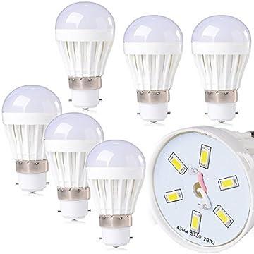 XCSOURCE® 6X B22 3W LED電球ランプ / Amazon