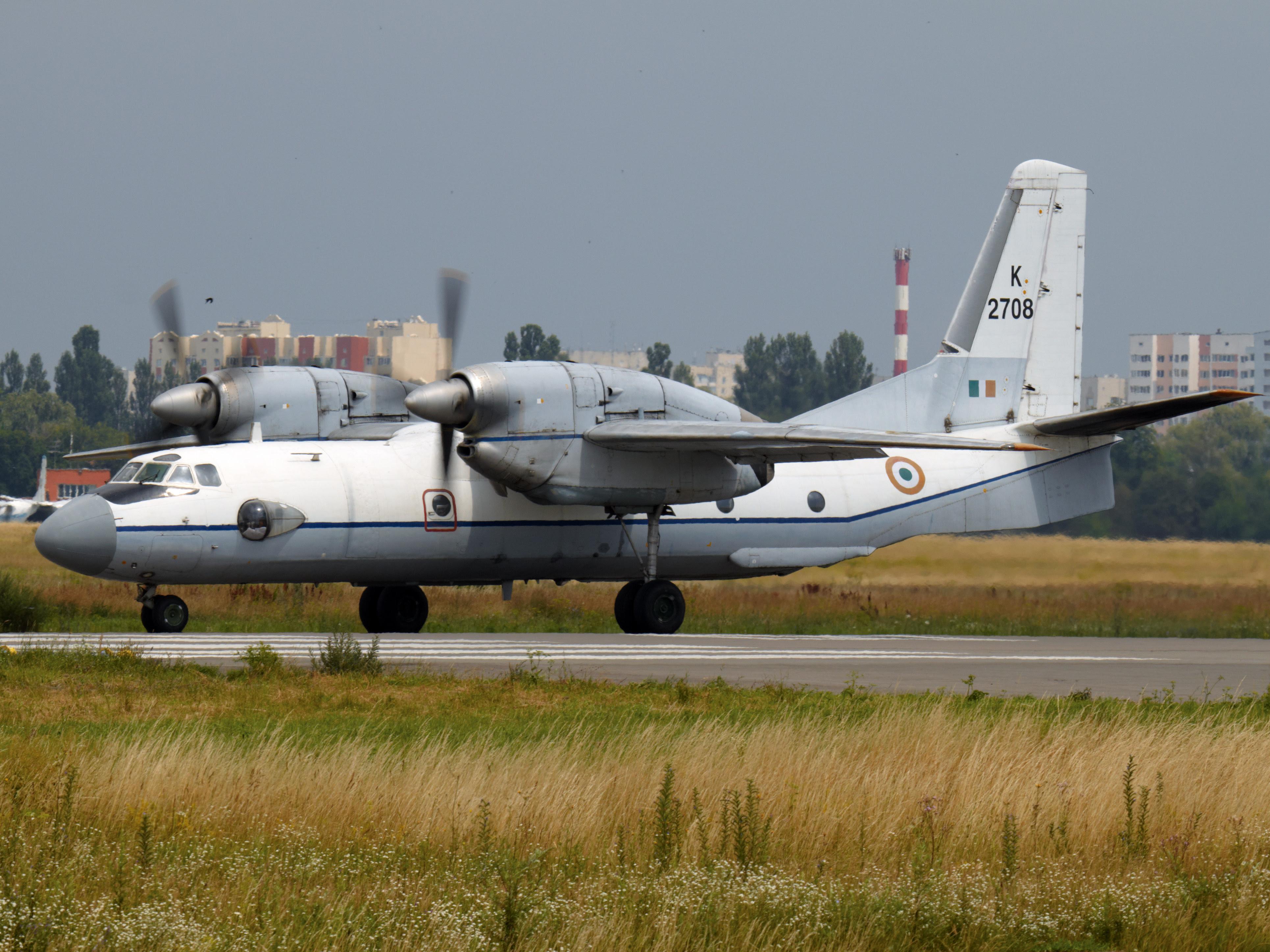 Avanza la modernización de los An-32B de India