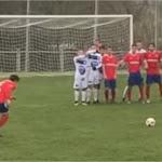 Vidéo. Landes : Le coup-franc incroyable d'un joueur du FC Doazit diffusé sur Téléfoot