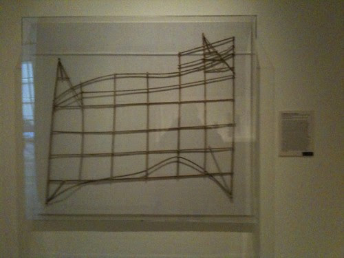 Oceanic fishing chart, Met Museum