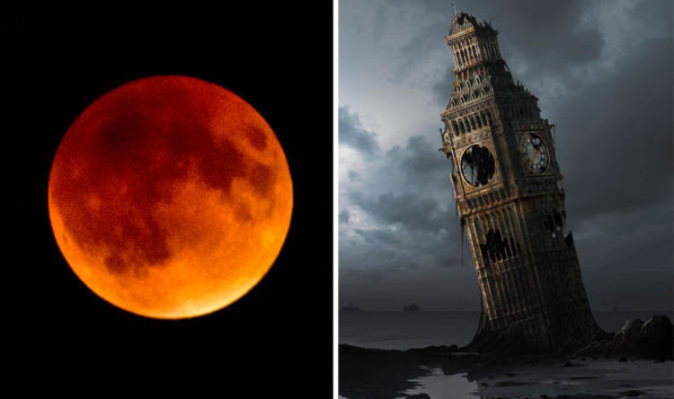 Nigerians Will See Blood Moon Tomorrow From 6:44pm To 9:21pm