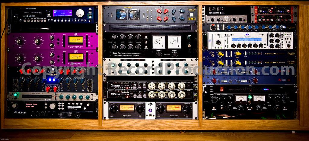 Modern World Studios - recordproduction