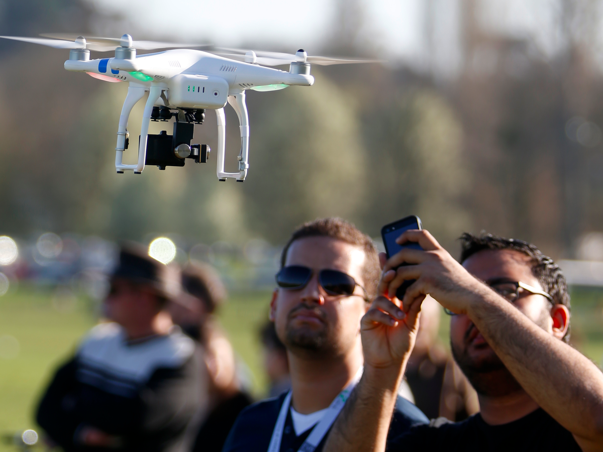 Drone regulations for consumers became a reality.