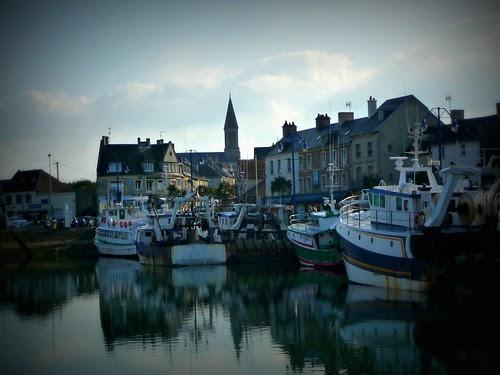 Port en Bessin Huppain