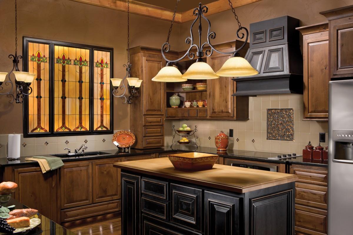 Kitchen Pendant Light Fixture - HomesFeed