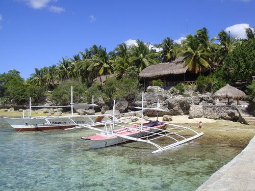 Philippine Isola di Cebu Moalboal da Mammagolosa.