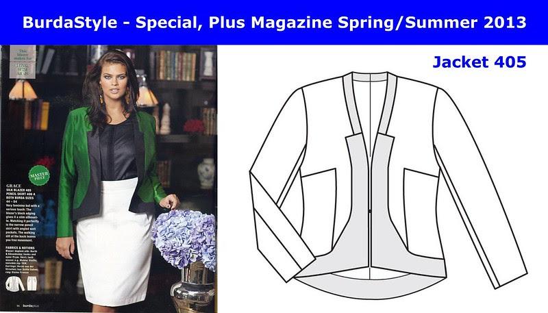 08 - BurdaStyle - PLUS Magazine Spring-Summer 2013