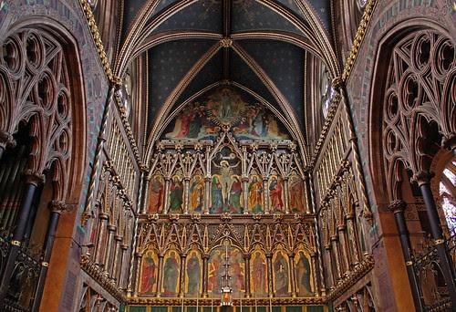 Sanctuary in All Saints