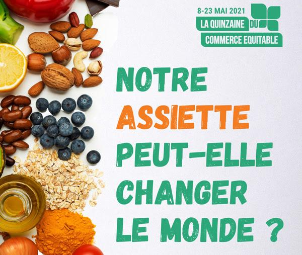 conference notre assiette peut elle changer le monde