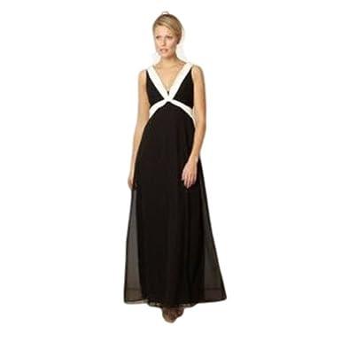 White evening dress debenhams