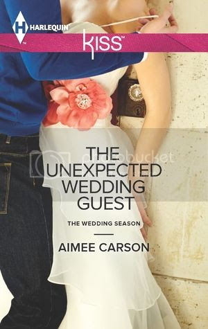The Unexpected Wedding Guest Cover