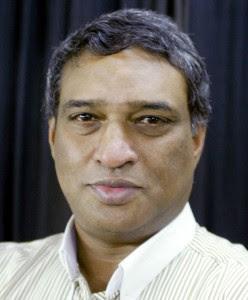 N Chandra Mohan. Foto: Cortesia do autor