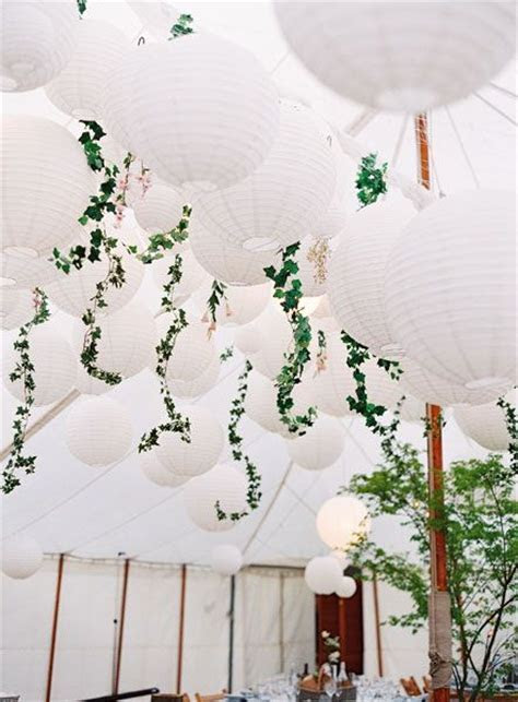 Best 25  White paper lanterns ideas on Pinterest   Paper