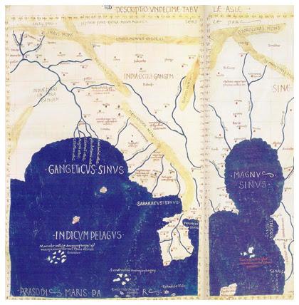 Peta Asia Ptolemy