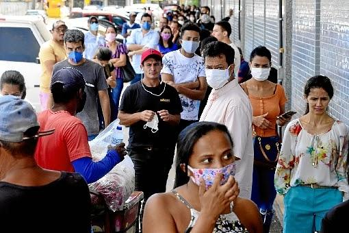 IBGE: Taxa de desemprego sobe na pandemia e chega a 14,3%, atingindo 13,7 milhões