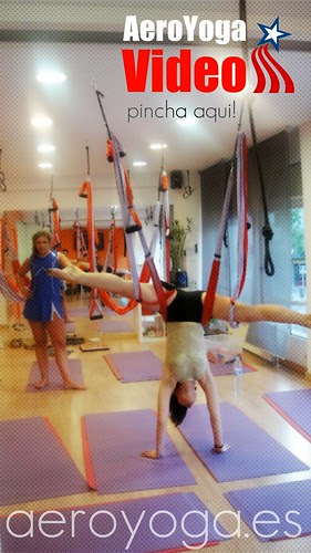 YOGA SWING, MADRID-SPAIN