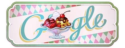 Google vous offre un sundae à la crème glacée bien présenté