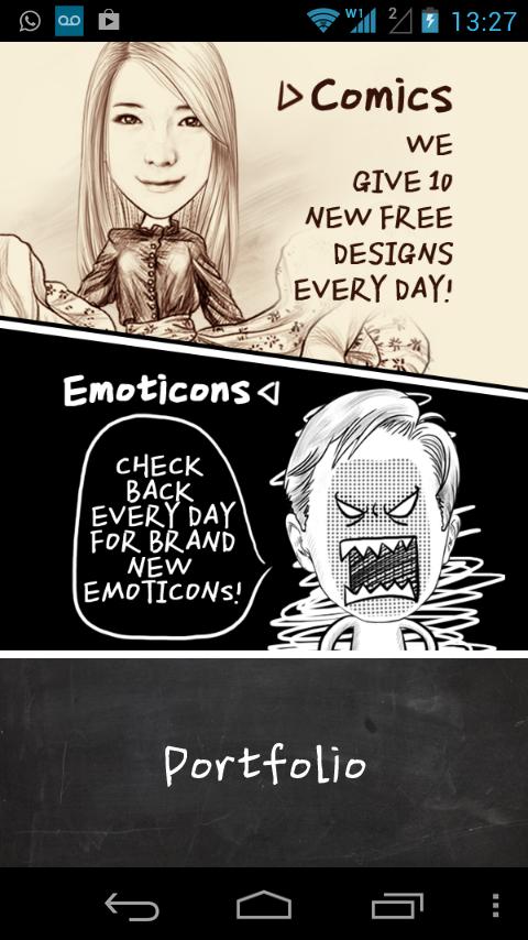 MomentCam: como criar caricaturas no app que virou febre no Facebook