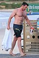 hugh jackman bares his hot body during an outdoor shower 01