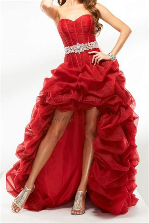 pearl pink  red sweetheart ruched front short long  homecoming dresses np