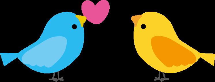 鳥のイラスト無料イラスト