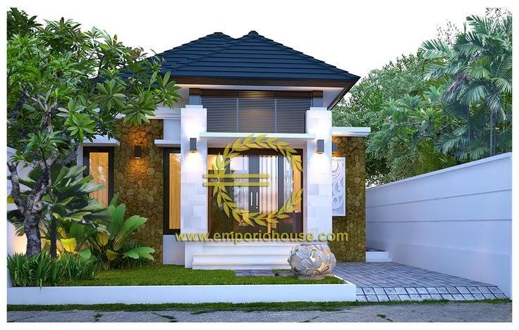 Desain Rumah Dengan Lebar Tanah 6 Meter - Mobil W